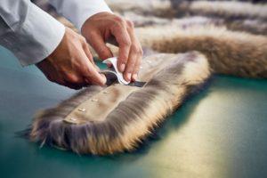 Экспертиза меха и меховых изделий