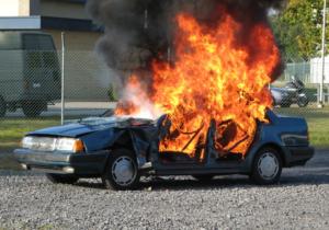 Экспертиза пожарно-техническая автомобиля