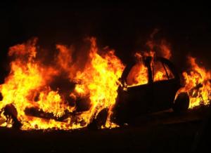 Экспертиза пожара автомобиля