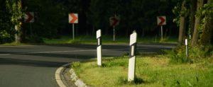 Виновные действия кого из водителей в данной дорожной ситуации послужили причиной дорожно-транспортного происшествия