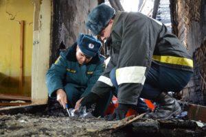 Судебная экспертиза пожаров