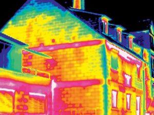 Тепловизионное обследование квартиры — решаемые задачи