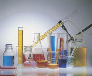 Химический анализ органических соединений и веществ