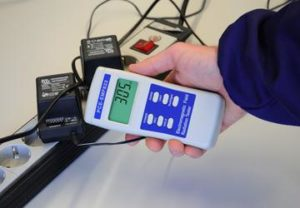 Экспертиза по замеру электромагнитного излучения