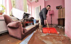 Экспертиза залива квартиры для суда Москва