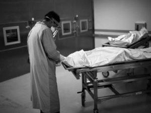 Судебно-медицинская экспертиза причин смерти