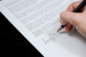 Рецензия на почерковедческую экспертизу